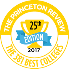 The Princetion Review - The 381 Best Colleges