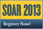 Link to SOAR 2013 Registration!